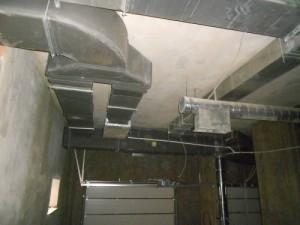 принудительная вентиляция подвала частного дома