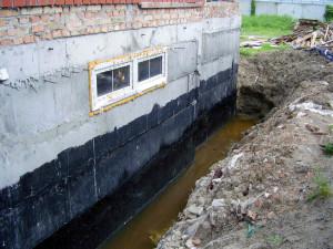 гидроизоляция фундамента своими руками